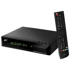 Receptor Audisat A1 HD  com Wifi Ondemand