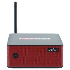 Receptor Cinebox Fantasia Z ACM com wifi sks iks Iptv Vod Cabo audio e video H265 - comprar online