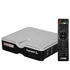 Receptor Cinebox Supremo X2 com wifi