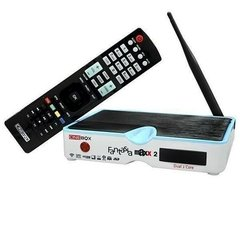 Receptor Cinebox Fantasia Maxx 2 HD Envio Imediato com wifi 3 Tunner Conversor Tv digital Integrado Hdmi
