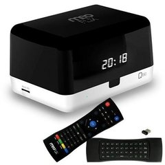 Receptor Meoflix Qbic Ultra HD 4K Android (Tv a Cabo )