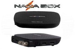 Receptor Nazabox New Mini C FTA Cabo c/ USB (Somente TV a cabo) na internet