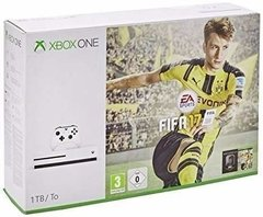 Console Xbox One S 1TB + Game FIFA 17 + Controle   (Game FIFA 17 (Via Download) - comprar online