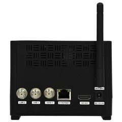 Receptor Cinebox Extremo Z  com wifi e 3 Tunner (Tunner Tv digital integrado) na internet