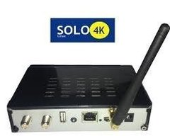 Receptor Phanton Solo 4k Hd Wifi Acm 2 tunner