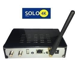 Receptor Phanton Solo 4k Hd Wifi Acm 2 tunner na internet