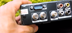Receptor Freesky The Rock Zion HD ACM 3 Tunner Tunner (Satelite + Tv a cabo)