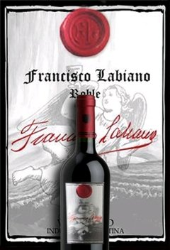 Malbec Roble Francisco Labiano Boutique - notemuevass