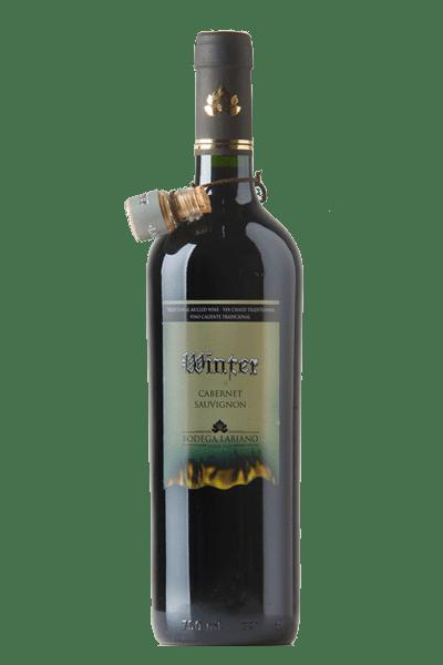 Winter, Vino de Montaña Cabernet Sauvignon Dulce Cosecha 2015