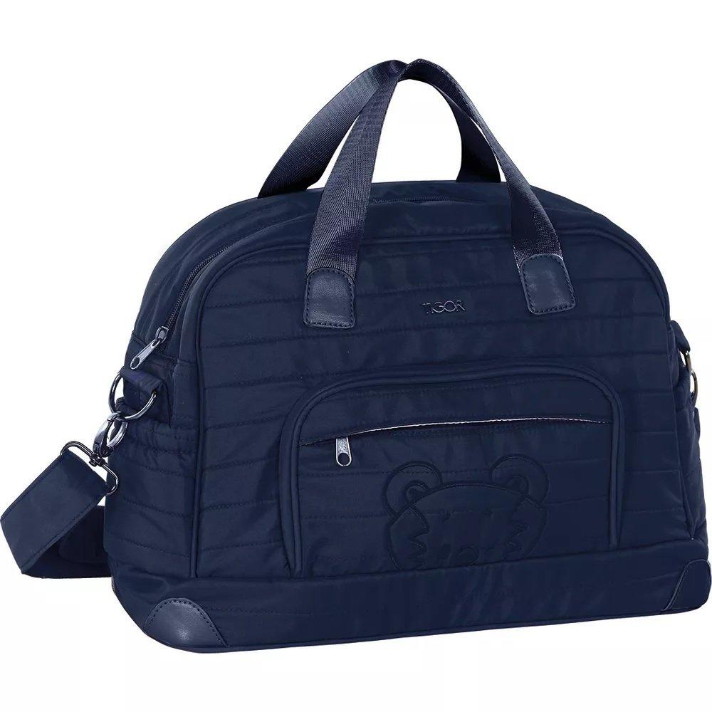 Kit Bolsa Maternidade Azul Marinho - Tigor T. Tigre c1156ed818b