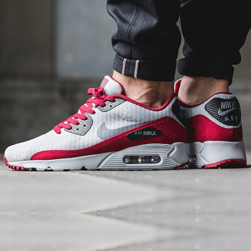 low priced 980b3 350be Nike Air Max 90 Ultra Essential Team Red