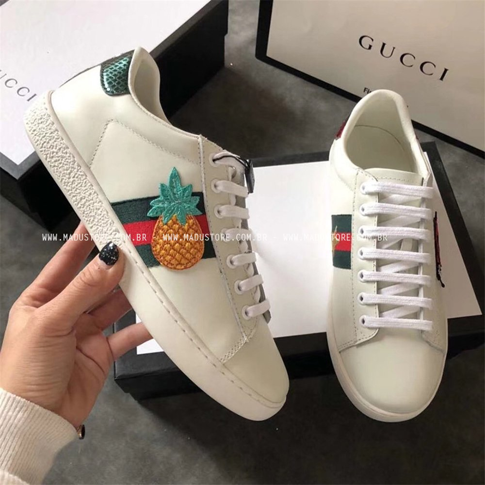 d134d6cad Gucci Ace Pineapple - Buy in Madu Store