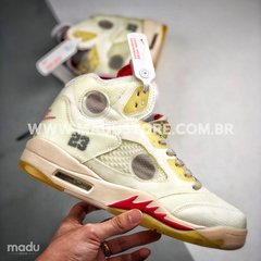 NIKE AIR JORDAN 5 RETRO x OFF-WHITE - comprar online