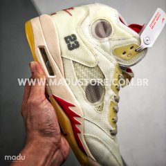 NIKE AIR JORDAN 5 RETRO x OFF-WHITE - loja online