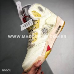 Imagem do NIKE AIR JORDAN 5 RETRO x OFF-WHITE