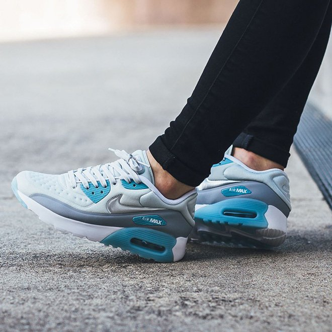 Nike Air Max 90 Ultra SE Ice Blue SneakerFiles  SneakerFiles