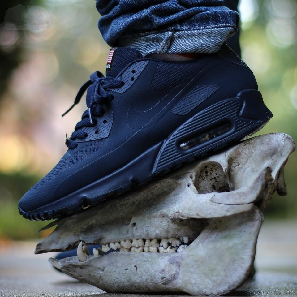 119ed18af4f Nike Air Max 90 Hyperfuse Independence Day - Madu Store