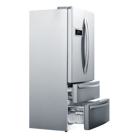 REFRIGERADOR CRISSAIR FRENCH DOOR  INOX