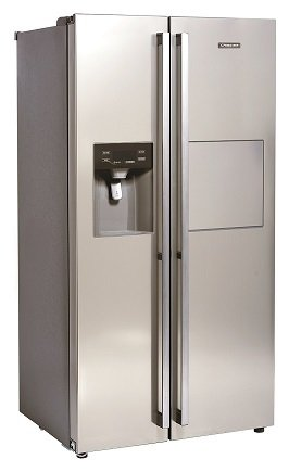 REFRIGERADOR SIDE BY SIDE CRISSAIR