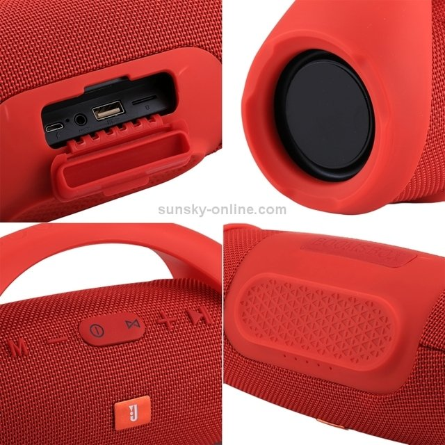 Parlante bluetooth booms box mini - tienda online