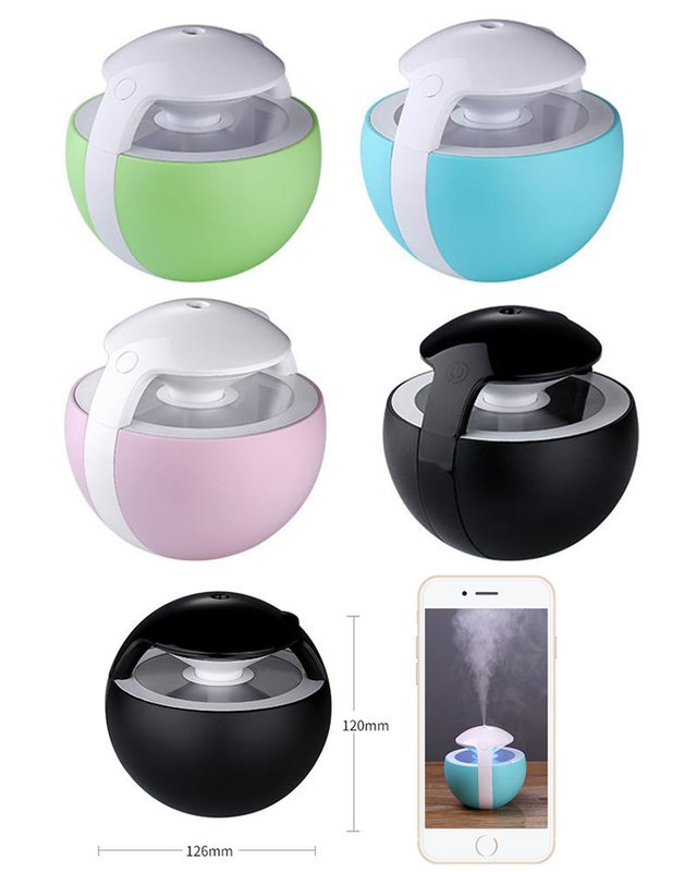 Humidificador Night Elves 450ml - ImportodoRosario