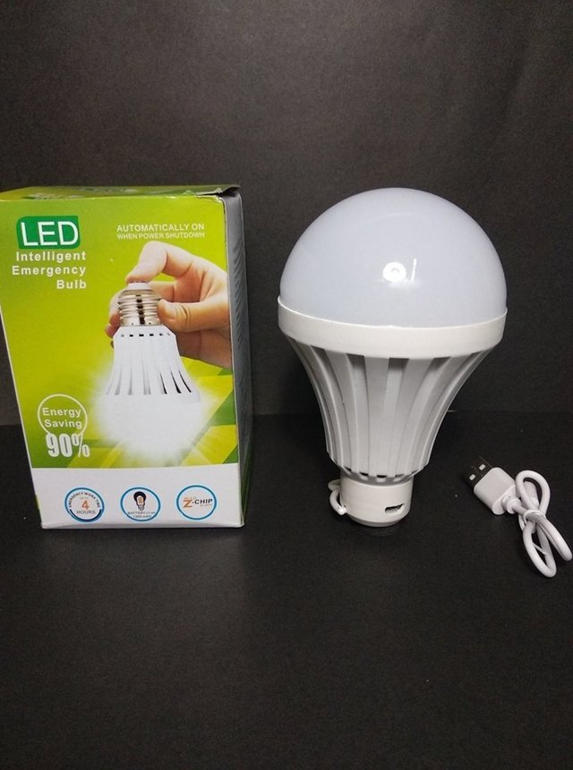 Lampara led recargable - comprar online
