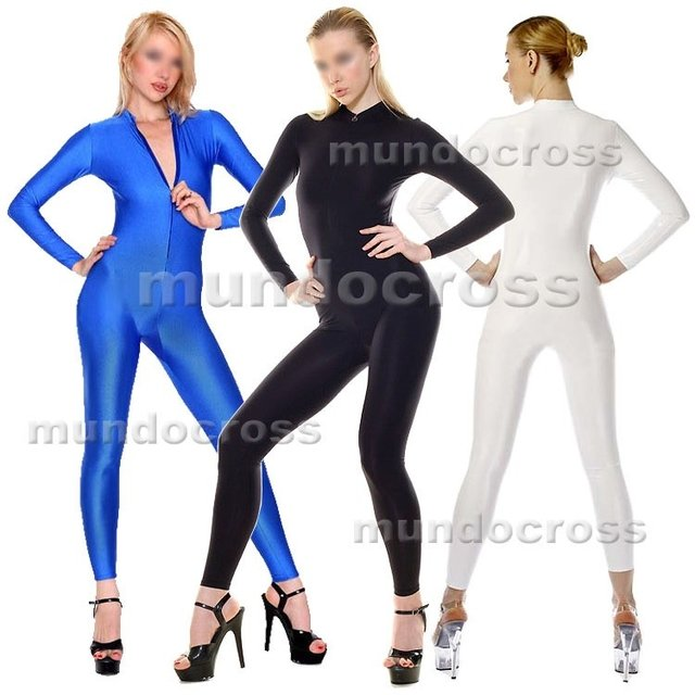 INFARTANTE CATSUIT LYCRA TALLES NORMALES A MUY GRANDES - Mundocross