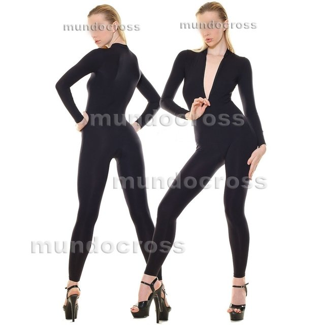 INFARTANTE CATSUIT LYCRA TALLES NORMALES A MUY GRANDES