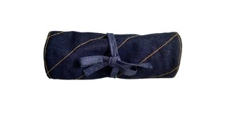 Porta Pincel Rolinho Jeans - Made of Jeans