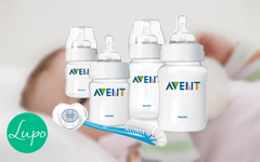Avent - Mamaderas y tetinas / Linea Classic+
