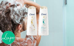 Dove - Shampoo 400ml