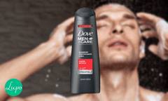Dove Men - Shampoo 2 en 1 200ml