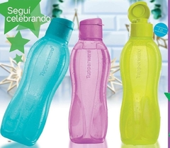 Tupperware Botella 1 litro con pico Eco twist