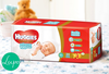 Huggies - Natural Care Recién Nacido 34u