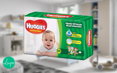 Huggies - Active Sec Promo Pack