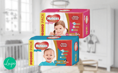 Huggies - Natural Care High