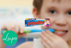 Odol - Crema dental en internet