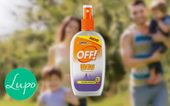 Off - Kids Crema / Spray - comprar online