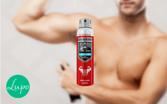 Old Spice - Antitranspirantes en internet