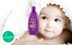 Johnson's Baby Shampoo x200ml - comprar online
