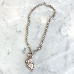 COLLAR MEXICAN HEART - comprar online