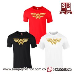 Camiseta Wonder Woman - comprar online