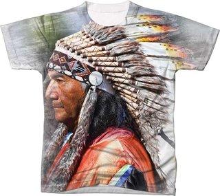 camisa índio com cocá 2