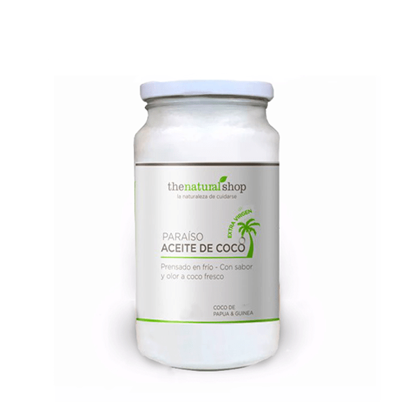 Aceite de Coco Neutro 400ml - The Natural Shop