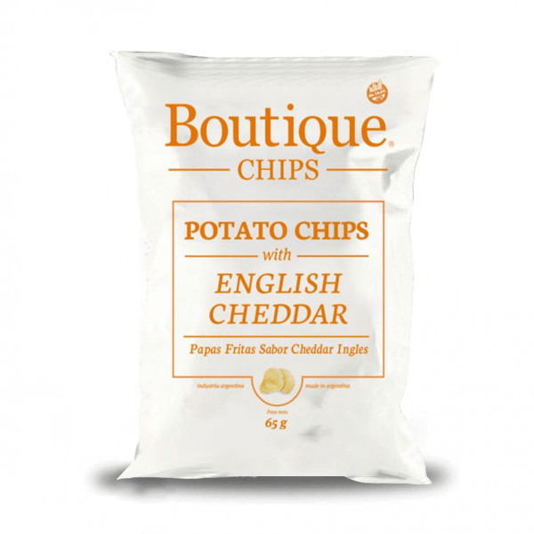 Boutique Chips - English Cheddar