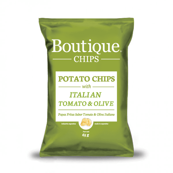 Boutique Chips - Italian Tomato & Olive en internet