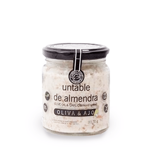 Hummus de Almendras 170gr - Green Food Makers - comprar online