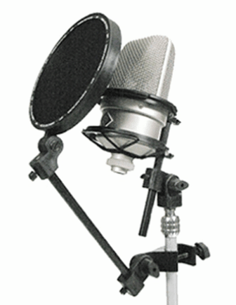 Pop Filter - Sabra-Som -S-POP Grip - loja online
