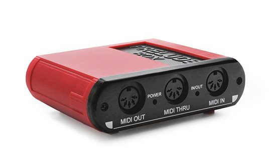 Cabo Interface Midi-USB - Prelude BOX Conecta E.R Pires