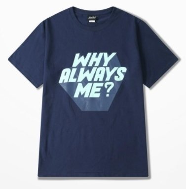 why always me? - XIAOBOX SHOP